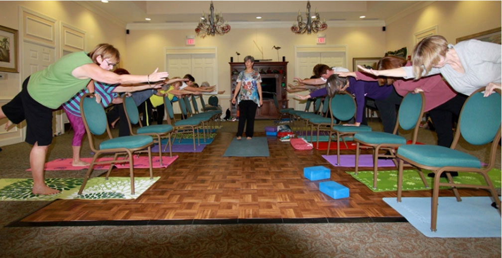 Lewes Delaware Over 50 Yoga